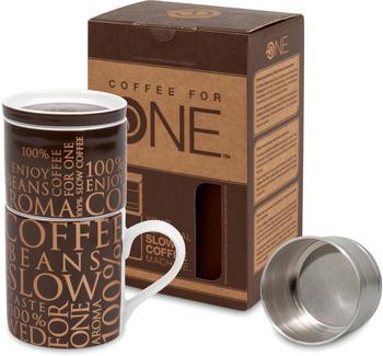 koenitz-kaffeebecher-coffee-for-one-330-ml-100-on-dark-brown