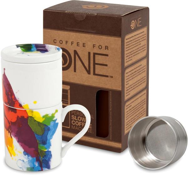 Könitz Kaffeebecher Coffee-for-One 330 ml 100% on colour Flow