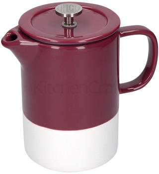 La Cafetiere Barcelona 6 Cup Plum