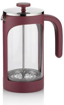 Kela Kaffeebereiter Verona 1,0l rot