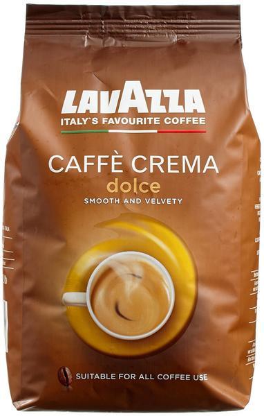 Lavazza Caffe Crema Dolce Bohnen (1 kg)