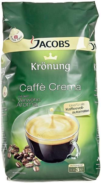 Jacobs Krönung Caffè Crema klassisch Bohnen (1 kg)