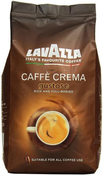 Lavazza Caffe Crema Gustoso Bohnen (1 kg)