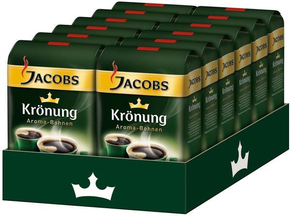 Jacobs Krönung Kaffee Bohnen (500 g)