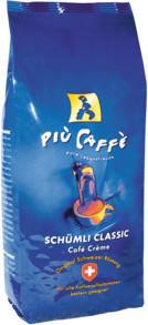 Piu Caffe Schümli Classic Bohnen (1kg)