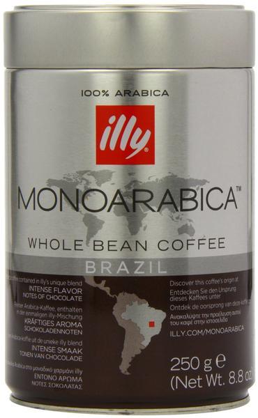 Illy Espresso Monoarabica Brazil 2x250 g