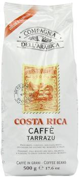 Compagnia dell'arabica Costa Rica 100% Arabica Bohnen (500 g)