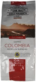 Compagnia dell'arabica Kolumbien 100% Arabica Bohnen (500 g)