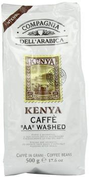 Compagnia dell'arabica Kenya 100% Arabica Bohnen (500 g)