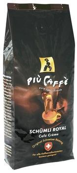 Piu Caffe Schümli Royal Bohnen (1 kg)