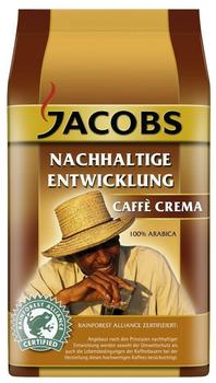 Jacobs Nachhaltige Entwicklung Cafe Crema Bohnen (1 kg)
