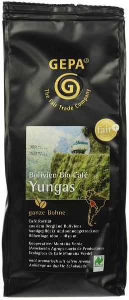 Gepa Bio Café Yungas ganze Bohne (250 g)