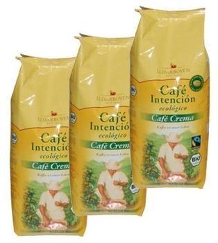 J.J. Darboven Café Intención ecológico Cafe Crema Bohnen (1 kg)