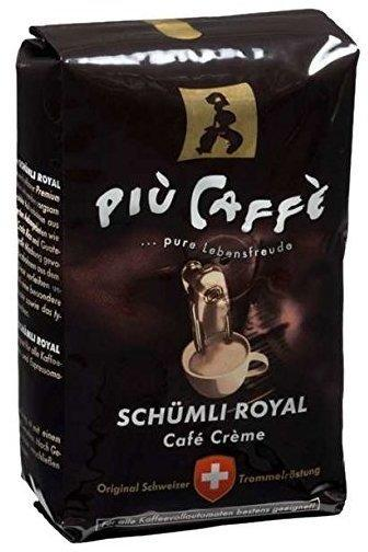 Più Caffè Schümli Royal 250 g