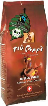 Piu Caffe Bio & Fair Schümli Bohnen (750 g)