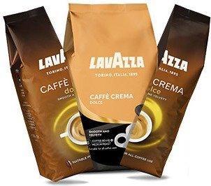 Lavazza Caffe Crema Dolce Bohnen (1,1 kg)