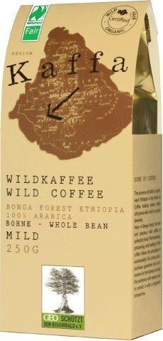Original Food Kaffa mild ganze Bohne (250 g)
