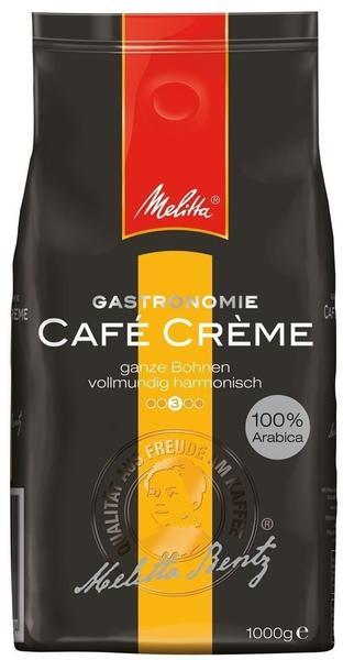 Melitta Gastronomie Café Crème Bohnen (1000g)