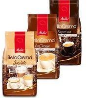 Melitta Probierpaket BellaCrema 3x1000 g