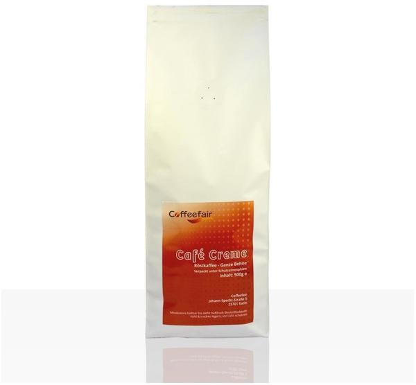 Coffeefair Johann-Specht-Stra Coffeefair Cafe Creme 8 x 500g ganze Kaffee-Bohnen Barista Qualität