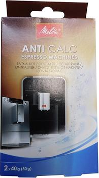 Melitta Anti Calc Espresso Machines