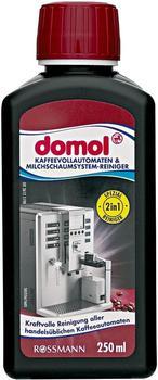 Domol Kaffeevollautomat & Milchschaumsystem-Reiniger 250ml