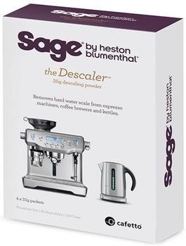 Sage SES007 Entkalker 4 x 100g