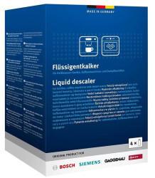 Siemens 4er Pack Entkalker Flüssigentkalker 00312012