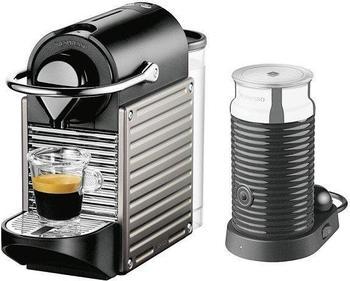 Krups Nespresso Pixie + Aeroccino