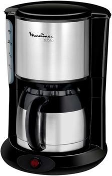 Moulinex Thermo-Kaffeemaschine Subito Edelstahl (FT3608)
