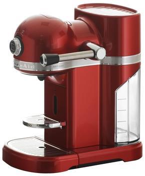 KitchenAid Artisan Nespresso 5KES0503EER/4 empire rot