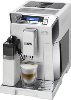 De'Longhi ECAM 45.760.W Eletta Cappuccino Top Weiß