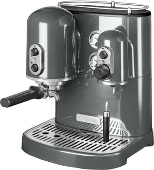 KitchenAid Artisan Espressomaschine 5KES2102EMS Medallion-Silber