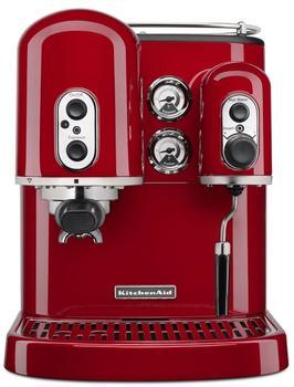 KitchenAid Artisan Espressomaschine 5KES2102EOB Onyx Schwarz