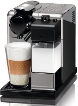 De'Longhi Nespresso Lattissima Touch EN550.S silber