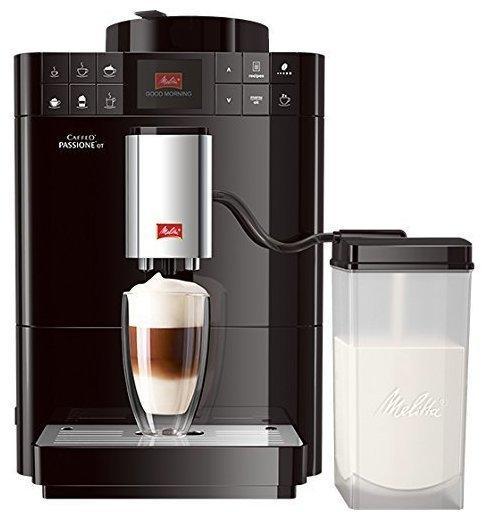 Melitta Caffeo Passione OT F53/1-102 schwarz