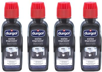 Durgol Swiss Espresso Spezial-Entkalker 4x125 ml