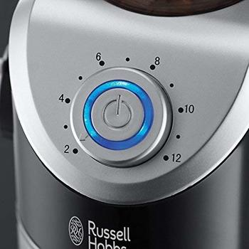 Testbericht Russell Hobbs Classics Kaffeemühle 23120-56