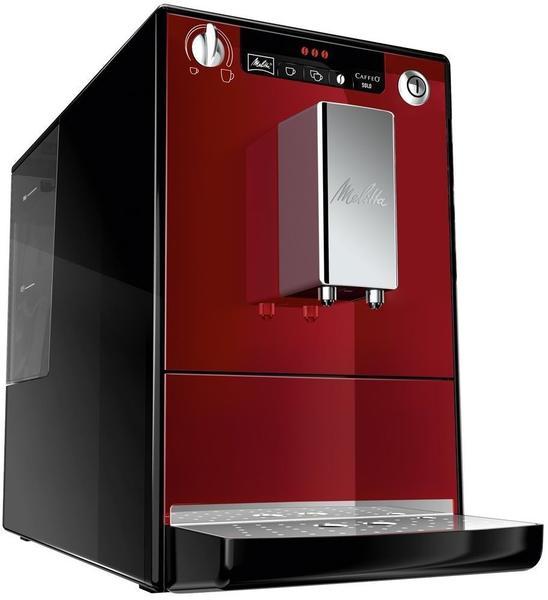 Melitta Caffeo Solo E 950-104 Chili-Rot