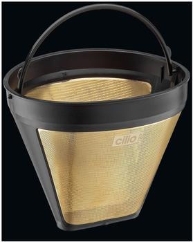 Cilio Gold Kaffeefilter Größe 2