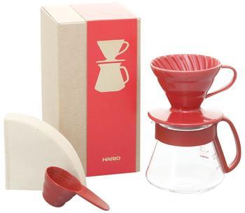 Hario Kaffeezubereitungsset 3VDS-3012R (V60)