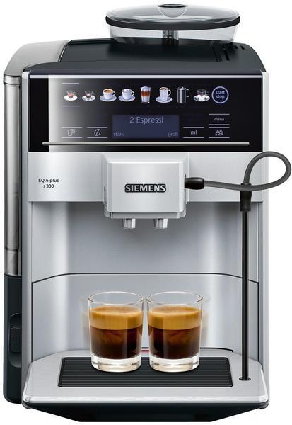 Siemens EQ.6 plus s300 TE653501DE