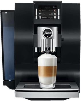 Jura Z6 Kaffevollautomat Aluminium Schwarz