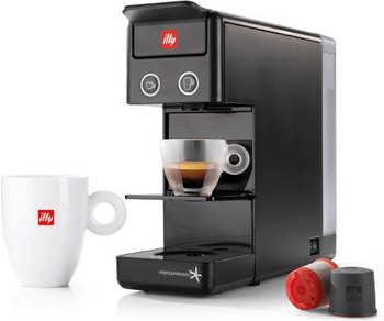 illy Y3 Iperespresso Espresso & Coffee schwarz