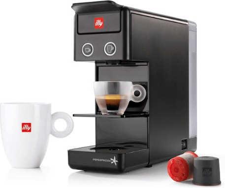 illy Y3 Iperespresso Espresso & Coffee