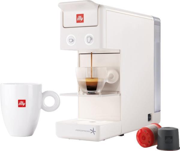 illy Y3 Iperespresso Espresso & Coffee weiß