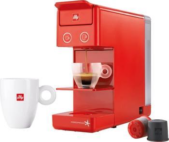 illy Y3 Iperespresso Espresso & Coffee rot