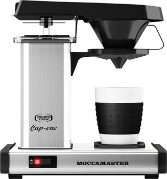 Moccamaster Cup-one Silber
