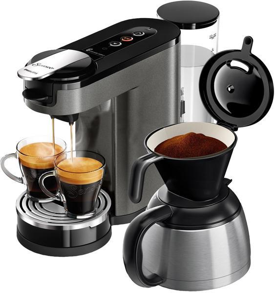 philips senseo switch premium hd6596 50 test philips kaffeemaschinen auf. Black Bedroom Furniture Sets. Home Design Ideas