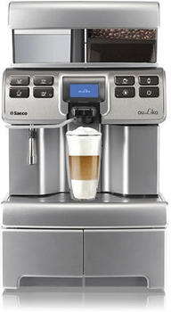 Saeco Aulika Top High Speed Cappuccino V2 silber